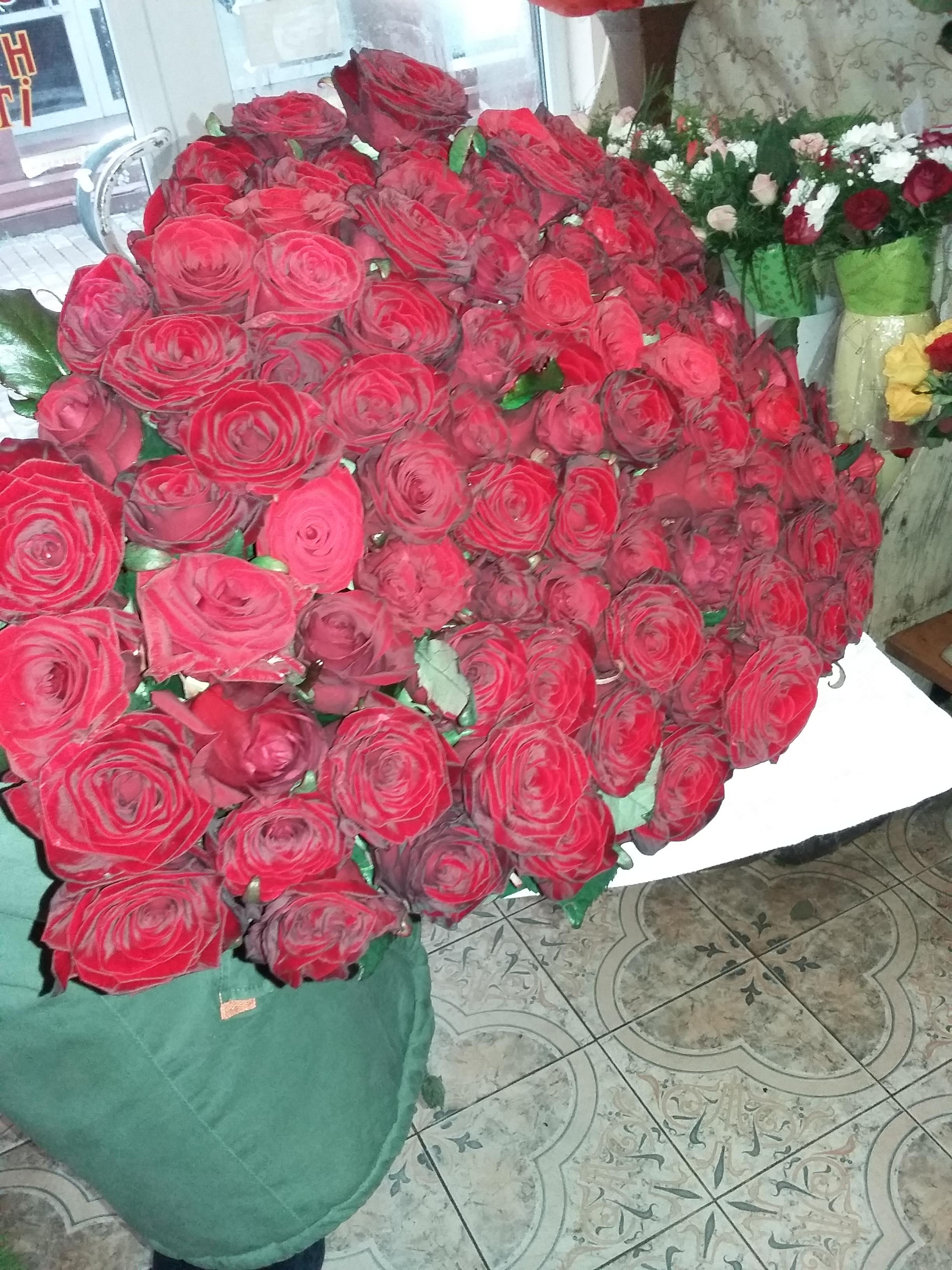 Цветы, доставка цветов в донецк