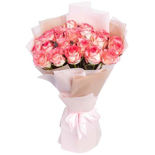 """25 троянд """"Джумілія"""" фото"""