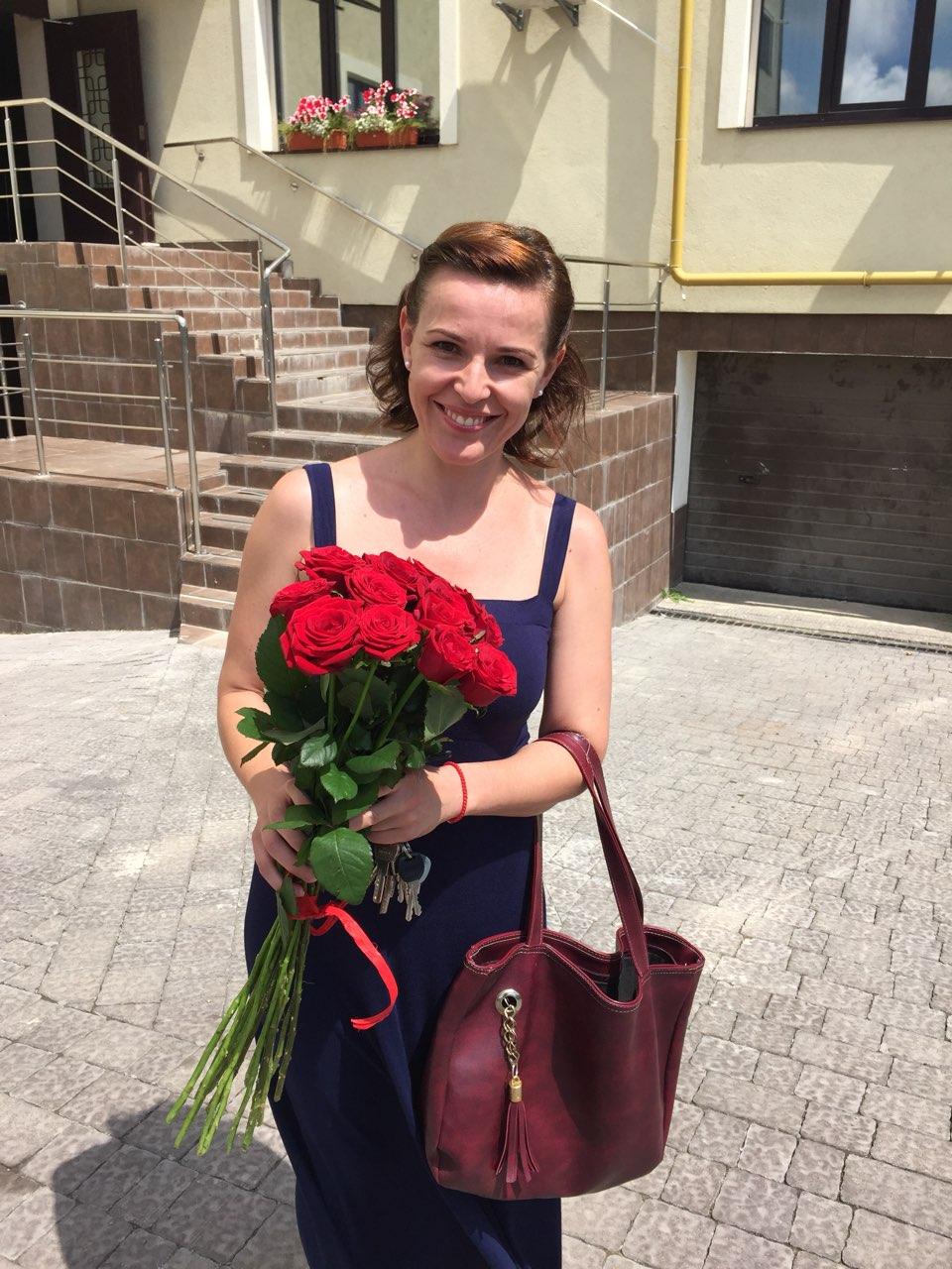 Подарить цветы в черновцах