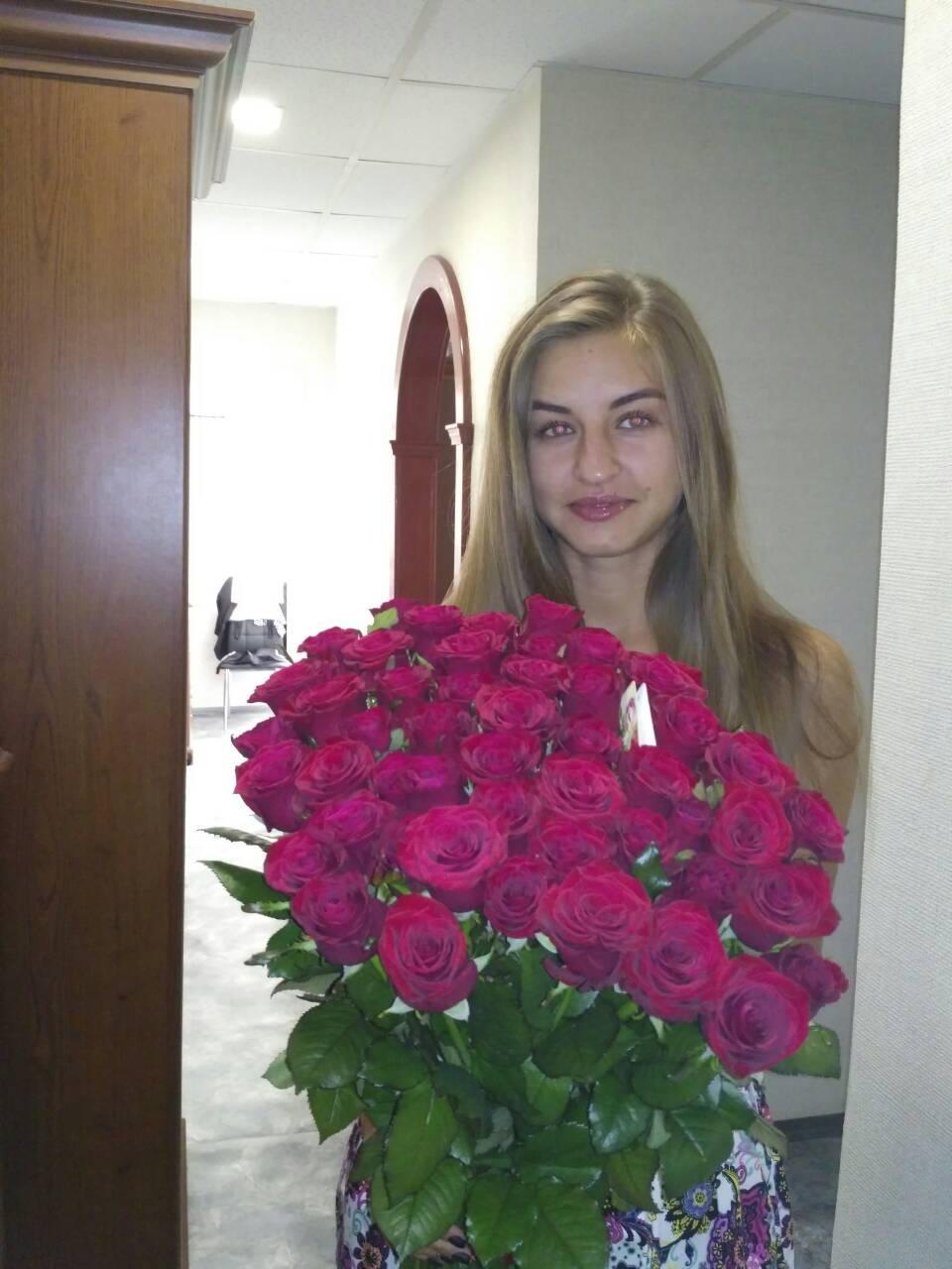 Доставка цветов Черновцы