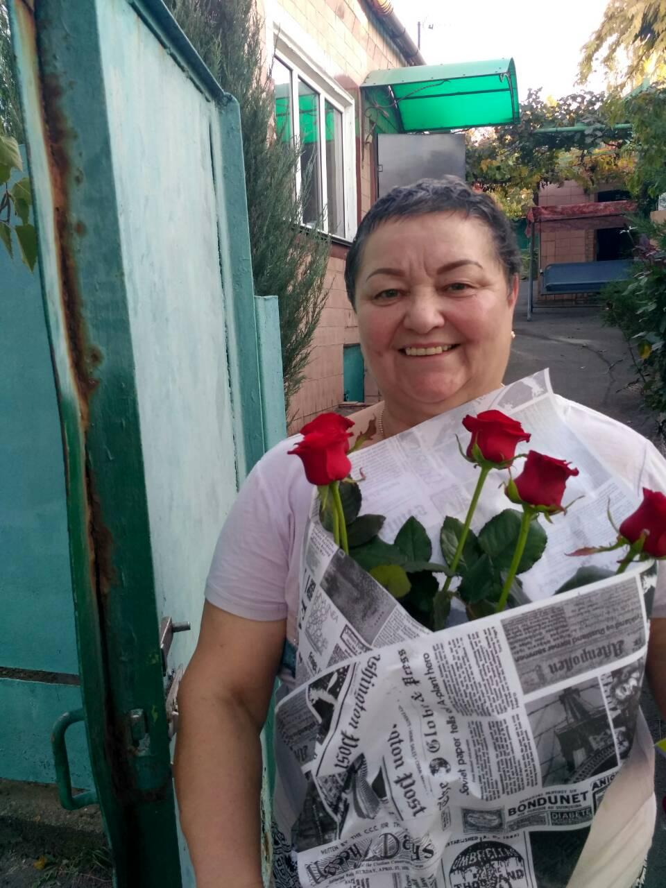 Магазин цветов в Черновцах