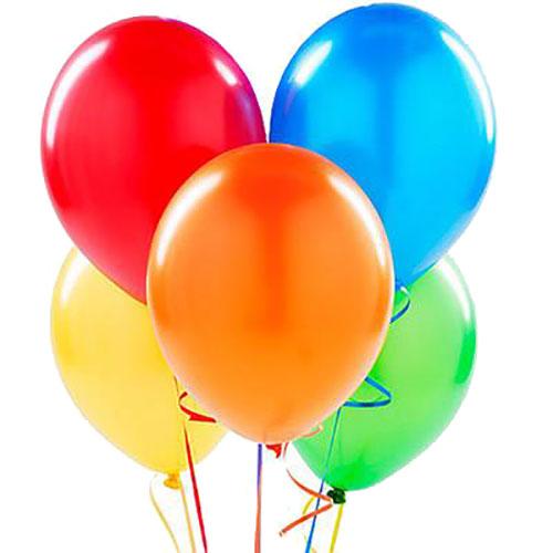 фото товару 5 повітряних кульок до свята