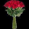 фото Екстра троянда (поштучно) червона