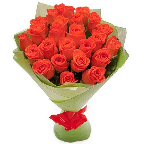 "букет 25 троянд ""Вау"""