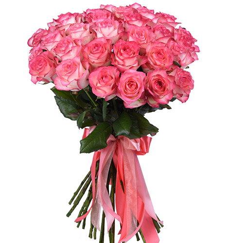 """букет 33 троянди """"Джумілія"""""""