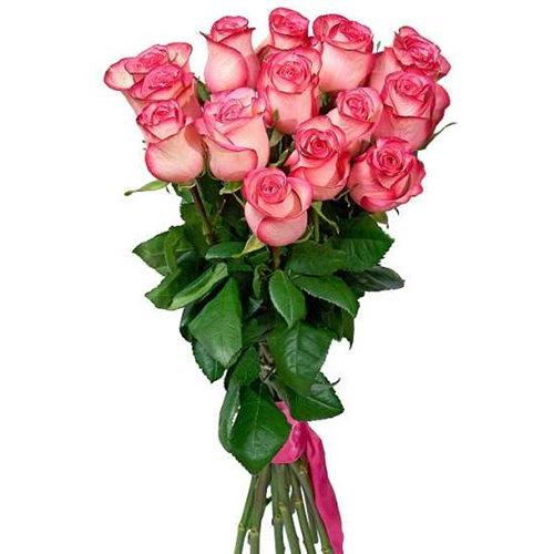 Букет «Королева» 15 троянд Джумілія