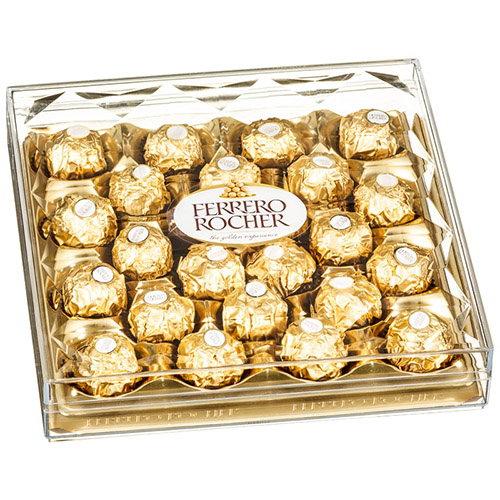 """фото Коробка цукерок """"Ferrero Rocher"""""""